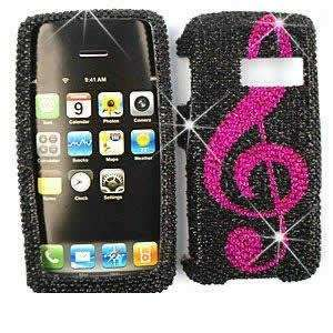 LG RUMOR TOUCH LN510 Full Crystal Diamond / Rhinestone / Bling