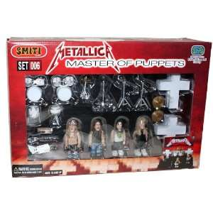 Metallica Master of Puppets 25 Pc. Heavy Metal Rock Band