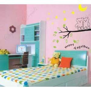Removable vinyl art wall decals stickers murals home decor Home