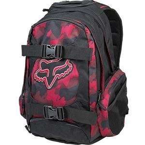 Fox Racing Shadow Backpack     /Red Automotive