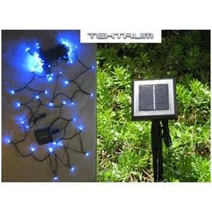 LED TWO IN ONE SOLAR STRING FAIRY LIGHTS OUTDOOR Patio, Lawn & Garden