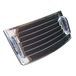 Hummer H3 Chrome Hood Vent Deck Panel 2006, 2007, 2008