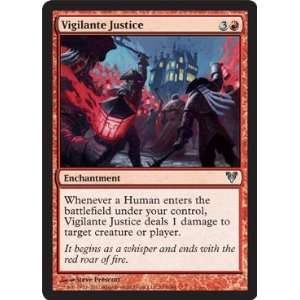 Magic The Gathering   Vigilante Justice   Avacyn Restored  Toys