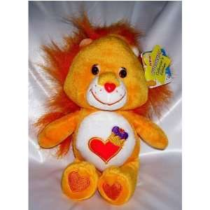 Care Bears Brave Heart Lion 8 Plush  Toys & Games