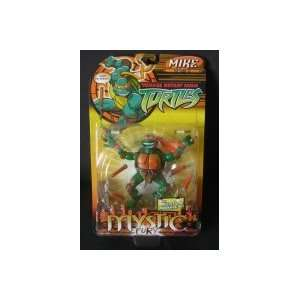 TMNT MYSTIC FURY MIKE ACTION FIGURE
