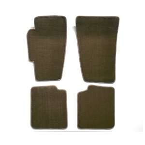 Premier Custom Fit 4 piece Set Carpet Floor Mats for Ford and Mercury