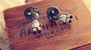 apair fashion lovely baby Stud earrings
