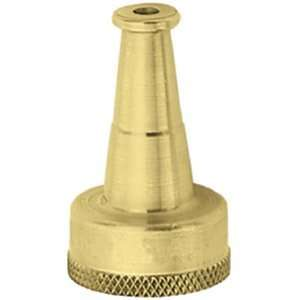 Group #06BJGT Green Thumb Brass Jet Hose Nozzle Patio, Lawn & Garden