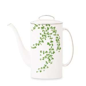 kate spade China Gardner Street Green Coffee Pot