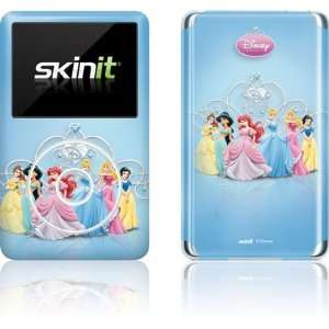 Disney Princess Crown skin for iPod Classic (6th Gen) 80