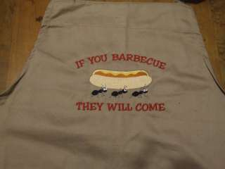 Personalized Apron  Mom/Dad/Chef/Scrapbooker/Gardener