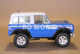 10 TAMIYA TRUCK FORD BRONCO RC4WD ROCK CRAWLER 2.4GHZ RTR *BRAND NEW