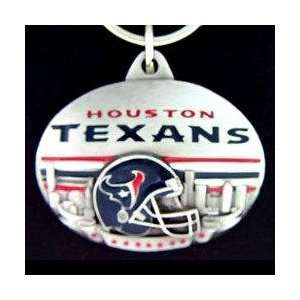 NFL Design Key Ring   Houston Texans