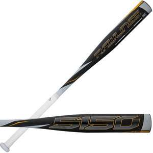 Rawlings YB51B 5150 Alloy Youth Little League Baseball Softball Bat 30